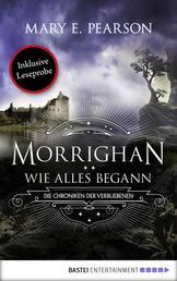 Morrighan - Wie alles begann - Die Chroniken der Verbliebenen
