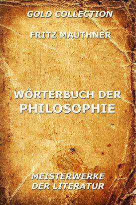 Wörterbuch der Philosophie