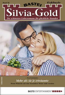 Silvia-Gold 79 - Liebesroman
