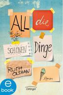Ruth Olshan: All die schönen Dinge ★★★★