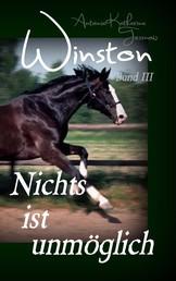 Winston - Nichts ist unmöglich - Pferdebuchserie in drei Bänden