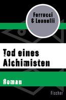 Paolo Ferrucci: Tod eines Alchimisten ★★★★