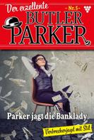 Günter Dönges: Der exzellente Butler Parker 5 – Kriminalroman ★★★