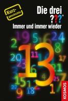 Hendrik Buchna: Die drei ??? Immer und immer wieder … (drei Fragezeichen) ★★