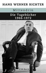 Mittendrin - Die Tagebücher 1966-1972