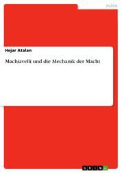 Machiavelli und die Mechanik der Macht