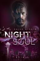 Kajsa Arnold: Night Soul 4 - Shia ★★★★