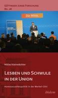 Niklas Kleinwächter: Lesben und Schwule in der Union