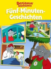 Benjamin Blümchen - Fünf-Minuten-Geschichten - Bilderbuch