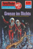 William Voltz: Perry Rhodan 917: Grenze im Nichts ★★★★★