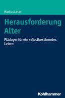 Markus Leser: Herausforderung Alter
