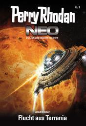 Perry Rhodan Neo 7: Flucht aus Terrania - Staffel: Vision Terrania 7 von 8