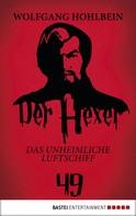 Wolfgang Hohlbein: Der Hexer 49 ★★