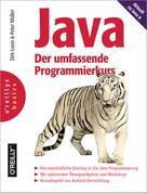 Dirk Louis: Java - Der umfassende Programmierkurs ★★★★