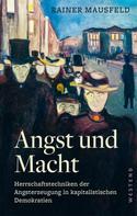 Rainer Mausfeld: Angst und Macht ★★★★★