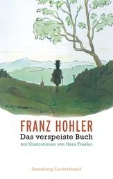 Das verspeiste Buch - mit Illustrationen von Hans Traxler