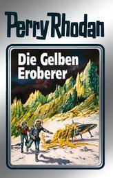 """Perry Rhodan 58: Die Gelben Eroberer (Silberband) - 4. Band des Zyklus """"Der Schwarm"""""""