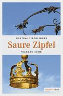 Martina Tischlinger: Saure Zipfel ★★★★