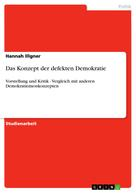 Hannah Illgner: Das Konzept der defekten Demokratie