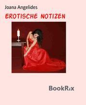 Erotische Notizen