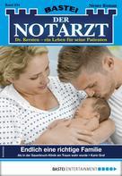 Karin Graf: Der Notarzt 334 - Arztroman ★★★★★