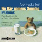 Ein Bär namens Sonntag / Prálinek