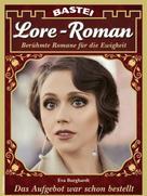 Eva Burghardt: Lore-Roman 100 - Liebesroman