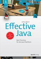 Joshua Bloch: Effective Java