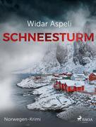 Widar Aspeli: Schneesturm - Norwegen-Krimi
