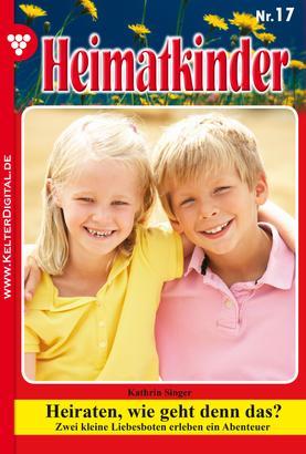 Heimatkinder 17 – Heimatroman