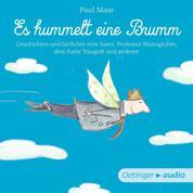 Es hummelt eine Brumm - Geschichten und Gedichte vom Sams, Professor Monogrohm, dem Kater Traugott und anderen