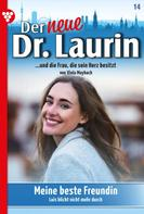 Viola Maybach: Der neue Dr. Laurin 14 – Arztroman ★★★★★