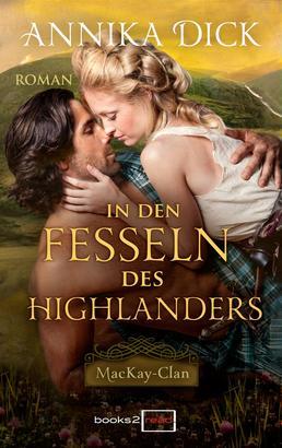 In den Fesseln des Highlanders