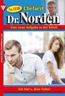 Patricia Vandenberg: Chefarzt Dr. Norden 1118 – Arztroman ★★★