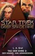 L. A. Graf: Star Trek - Deep Space Nine: Der Himmel von Armageddon ★★★★