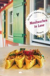 Maultaschen in Love. - Romantische Komödie um drei junge Frauen zwischen einem Schwarzwälder Sternerestaurant und einem Weingut in Südafrika.