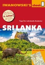 Sri Lanka - Reiseführer von Iwanowski - Individualreiseführer mit vielen Detailkarten und Karten-Download