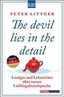 Peter Littger: The devil lies in the detail ★★★★