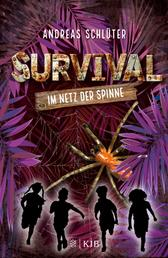 Survival – Im Netz der Spinne - Band 5