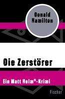 Donald Hamilton: Die Zerstörer ★★★