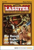 Jack Slade: Lassiter - Folge 2298 ★★★★