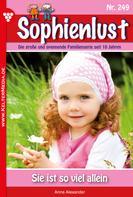 Anne Alexander: Sophienlust 249 – Familienroman ★★★★★