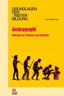 Jost Reischmann: Andragogik