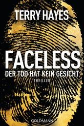 Faceless - Der Tod hat kein Gesicht - Thriller