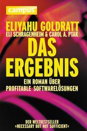 Das Ergebnis - Ein Roman über profitable Softwarelösungen