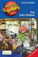 Ursel Scheffler: Kommissar Kugelblitz 11. Der Jade-Elefant ★★★★★