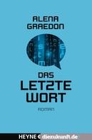 Alena Graedon: Das letzte Wort ★★★