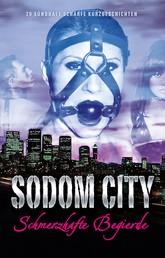 Sodom City - Schmerzhafte Begierde - 20 sündhaft scharfe Kurzgeschichten