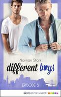 Norman Stark: different boys - Episode 5