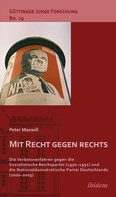 Peter Maxwill: Mit Recht gegen rechts